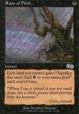 Urza's Saga: Rain of Filth