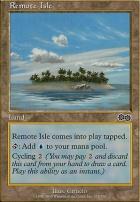 Urza's Saga: Remote Isle