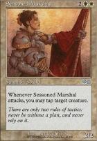 Urza's Saga: Seasoned Marshal