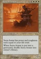 Urza's Saga: Serra Avatar