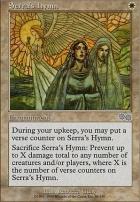 Urza's Saga: Serra's Hymn