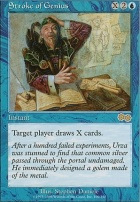 Urza's Saga: Stroke of Genius
