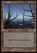 Urza's Saga: Swamp (341 C)