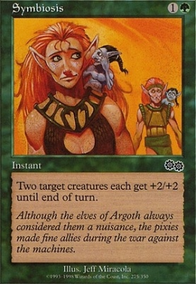 Urza's Saga: Symbiosis