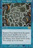 Urza's Saga: Time Spiral