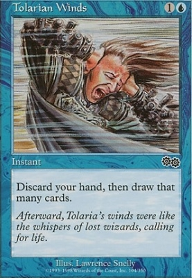 Urza's Saga: Tolarian Winds
