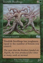 Urza's Saga: Treefolk Seedlings