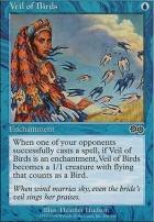 Urza's Saga: Veil of Birds