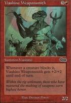 Urza's Saga: Viashino Weaponsmith