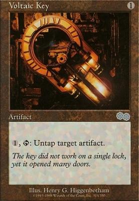 Urza's Saga: Voltaic Key