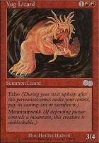 Urza's Saga: Vug Lizard
