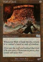 Urza's Saga: Wall of Junk