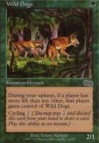 Urza's Saga: Wild Dogs