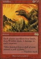 Urza's Saga: Wildfire