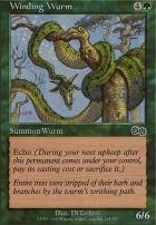 Urza's Saga: Winding Wurm