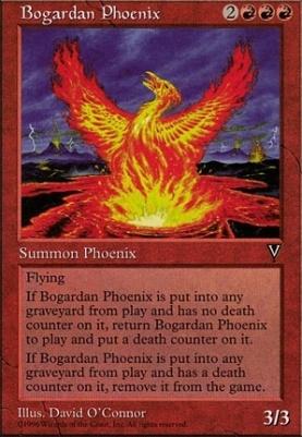 Visions: Bogardan Phoenix