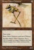 Visions: Brass-Talon Chimera