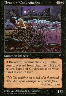 Visions: Brood of Cockroaches
