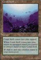 Visions: Coral Atoll