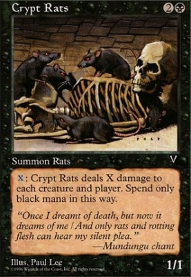 Visions: Crypt Rats