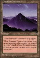 Visions: Dormant Volcano
