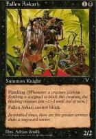 Visions: Fallen Askari