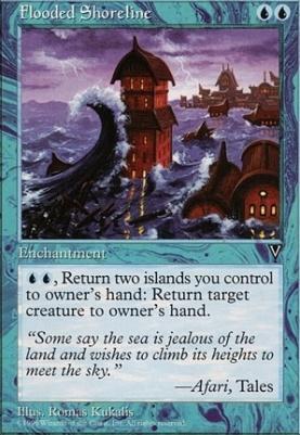 Visions: Flooded Shoreline