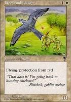 Visions: Freewind Falcon