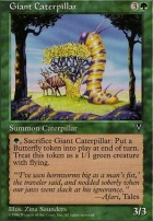 Visions: Giant Caterpillar