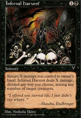 Visions: Infernal Harvest