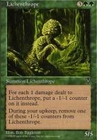 Visions: Lichenthrope