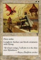 Visions: Longbow Archer