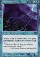 Visions: Man-o'-War