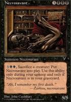 Visions: Necrosavant