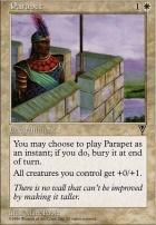 Visions: Parapet
