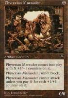 Visions: Phyrexian Marauder