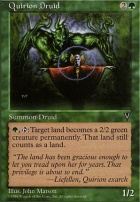 Visions: Quirion Druid