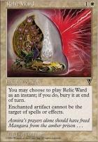 Visions: Relic Ward