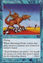 Visions: Shrieking Drake