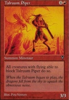 Visions: Talruum Piper