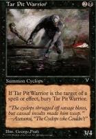 Visions: Tar Pit Warrior