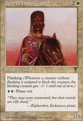 Visions: Teferi's Honor Guard