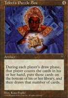 Visions: Teferi's Puzzle Box