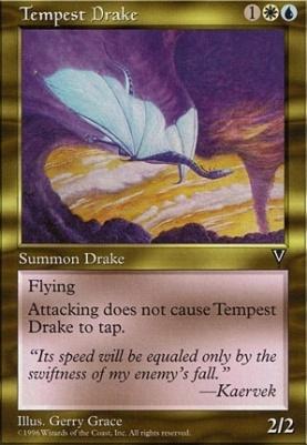 Visions: Tempest Drake