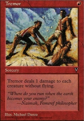 Visions: Tremor