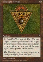 Visions: Triangle of War