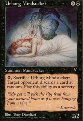 Visions: Urborg Mindsucker