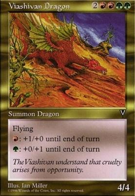 Visions: Viashivan Dragon