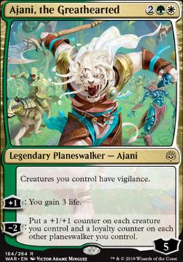 War of the Spark: Ajani, the Greathearted