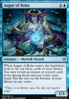 War of the Spark: Augur of Bolas